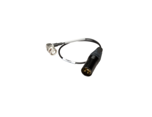 Ambient BNC/XLR-M cable