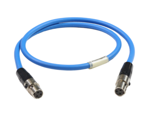Sound Devices XL-1B cable, TA3F, 63cm