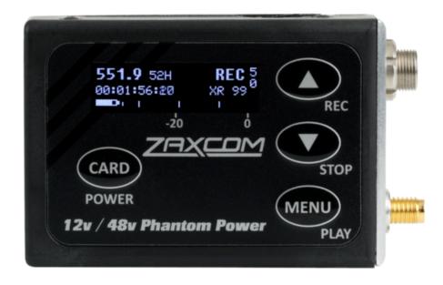 Zaxcom ZMT3.5 phantom 2